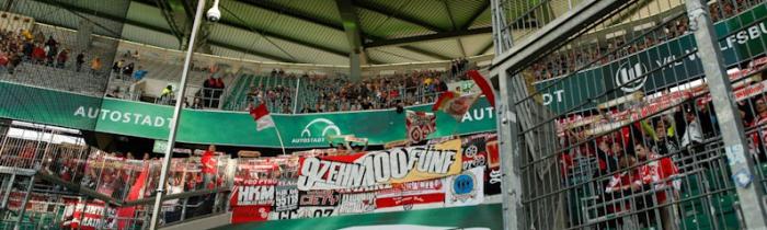 06. Spieltag: VfL Wolfsburg - 1.FSV Mainz 05