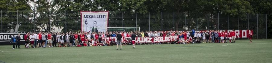 Ultras Mainz Solicup 2016