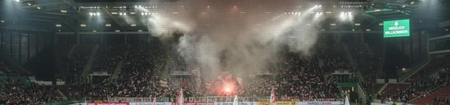 Achtelfinale Pokal: 1.FSV Mainz 05 – VfB Stuttgart