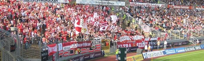 DFB-Pokal 1. Runde: 1.FC Saarbrücken - 1.FSV Mainz 05