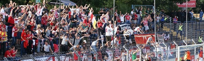 DFB-Pokal 1. Runde: SV Babelsberg 03 - 1.FSV Mainz 05