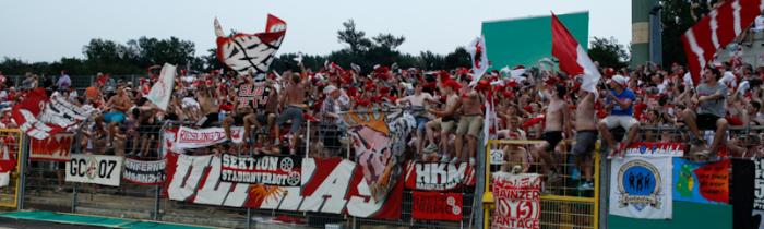 DFB-Pokal 1. Runde: SV Roßbach / Verscheid - 1.FSV Mainz 05