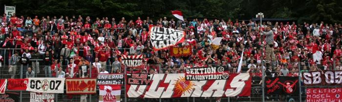 DFB-Pokal 1. Runde: SVN Zweibrücken - 1.FSV Mainz 05