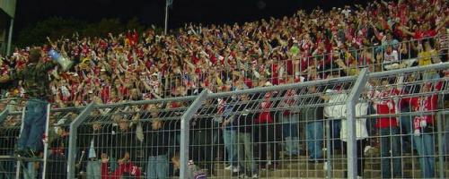 DFB-Pokal 2. Runde: Karlsruher SC - 1.FSV Mainz 05