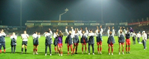 DFB-Pokal 2. Runde: VfL Osnabrück - 1.FSV Mainz 05
