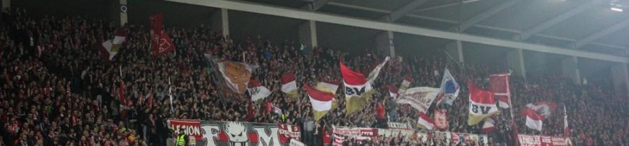 DFB Pokal FSV Mainz 05 - TSV 1860 München