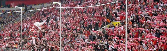 DFB-Pokal Halbfinale: SV Bayer Leverkusen - 1.FSV Mainz 05