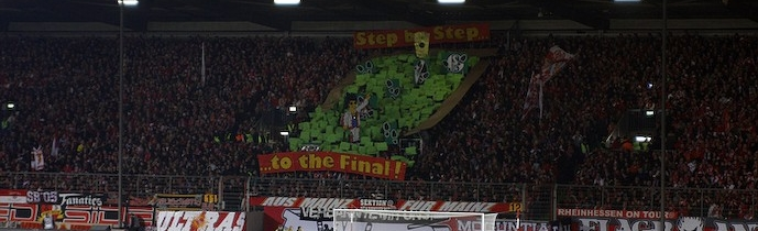 DFB-Pokal Viertelfinale: 1.FSV Mainz 05 - FC Schalke 04