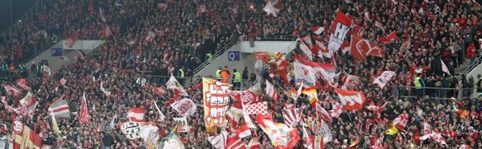 DFB-Pokal Viertelfinale: 1.FSV Mainz 05 - SC Freiburg