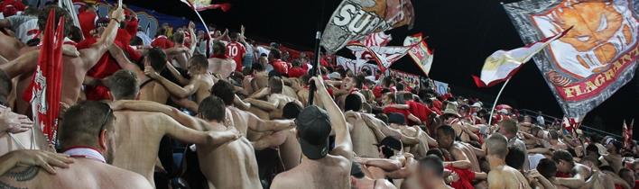 Europaleague Rückspiel: Asteras Tripolis - 1. FSV Mainz 05