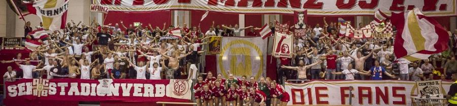 Handballdamen: 1.FSV Mainz 05 – DJK/MJC Trier