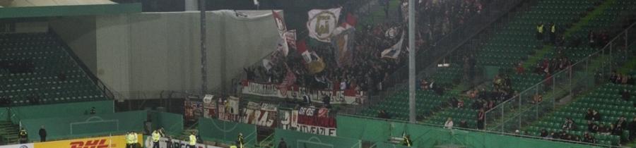 Pokal 2. Runde: SpVgg Fürth - 1.FSV Mainz 05