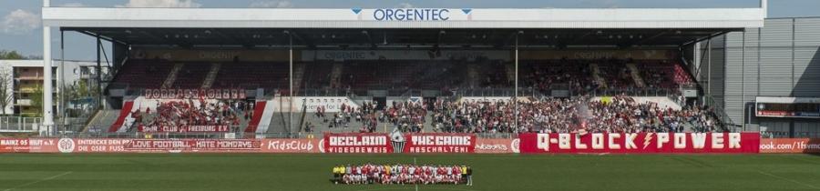 Samstags Halb Vier. Fußball Bratwurst Bier: Mainz 05 – SC Freiburg
