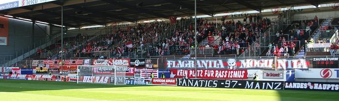 Tag der Kurve Testspiel gegen FC Aarau